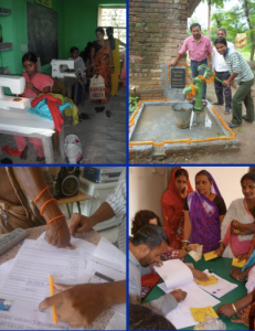 MEDIC Projects-sewing center, water wells, micro-finance loans, and education